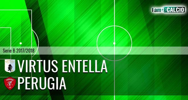 Virtus Entella - Perugia