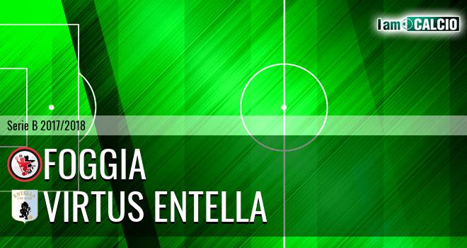 Foggia - Virtus Entella