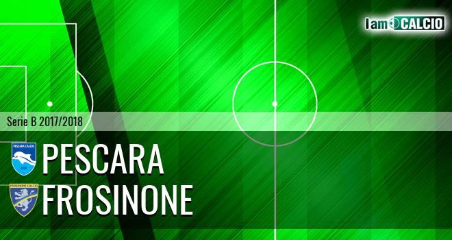 Pescara - Frosinone
