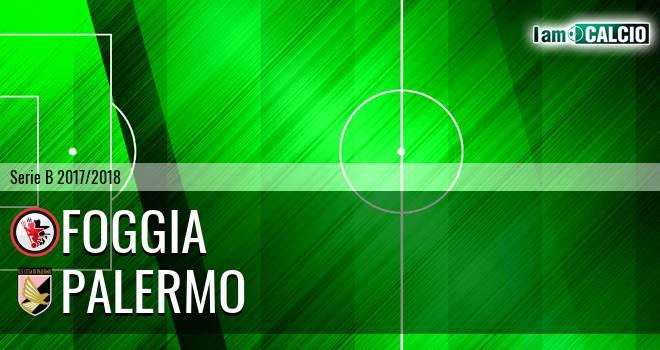 Foggia - Palermo