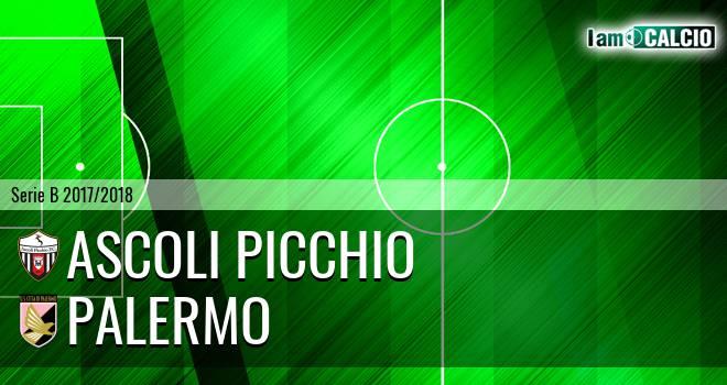 Ascoli - Palermo