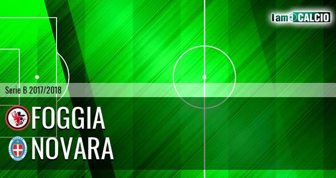 Foggia - Novara