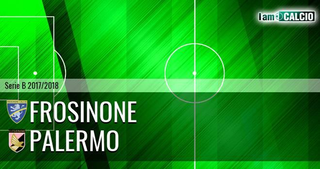 Frosinone - Palermo
