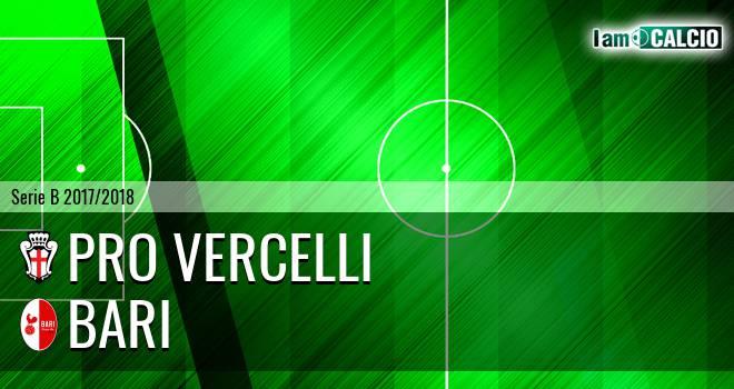 Pro Vercelli - Bari