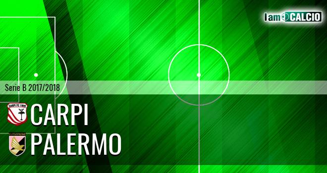 Carpi - Palermo