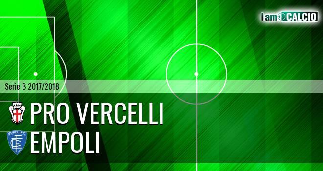 Pro Vercelli - Empoli