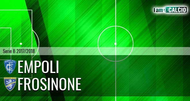 Empoli - Frosinone