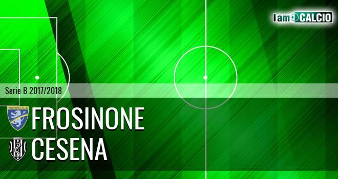 Frosinone - Cesena