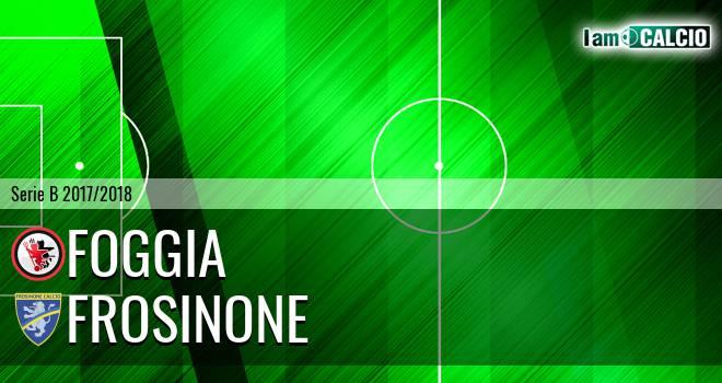 Foggia - Frosinone