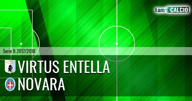 Virtus Entella - Novara
