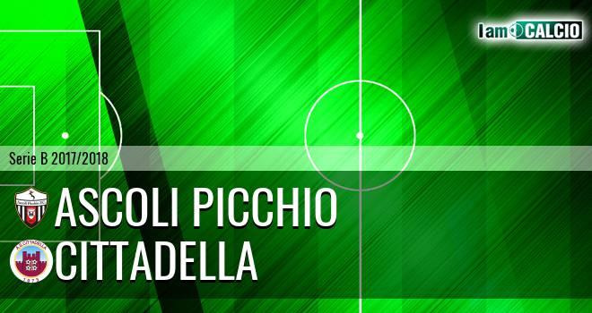 Ascoli Picchio - Cittadella
