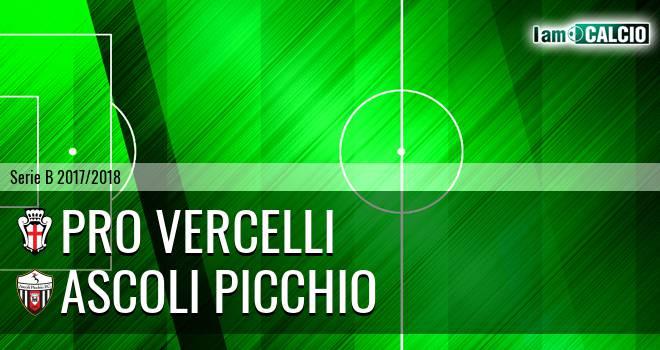 Pro Vercelli - Ascoli Picchio