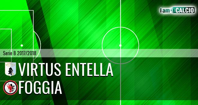 Virtus Entella - Foggia
