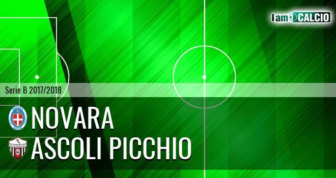 Novara - Ascoli Picchio
