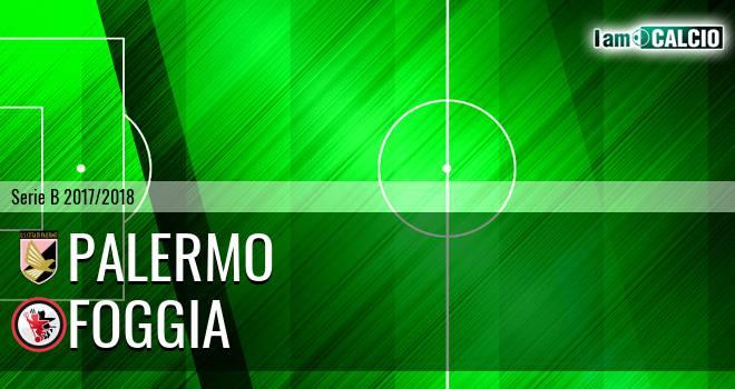 Palermo - Foggia 1-2. Cronaca Diretta 12/02/2018