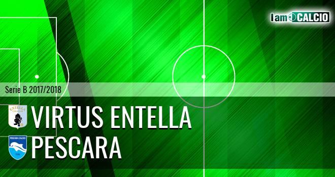 Virtus Entella - Pescara