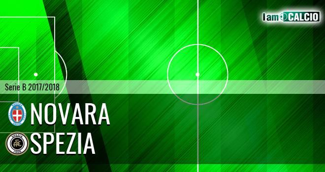 Novara - Spezia 1-1. Cronaca Diretta 17/02/2018
