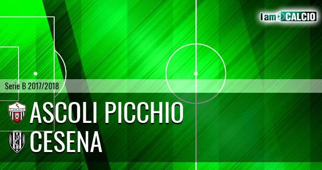 Ascoli Picchio - Cesena