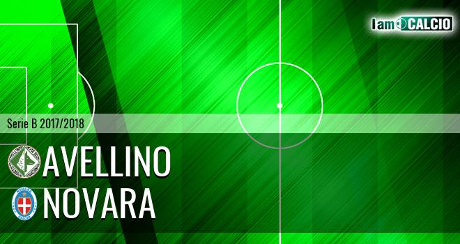 Avellino - Novara 2-1. Cronaca Diretta 24/02/2018