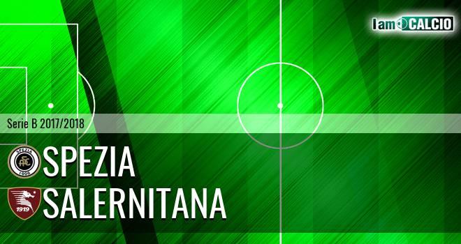 Spezia - Salernitana 3-0. Cronaca Diretta 23/02/2018