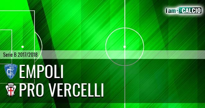 Empoli - Pro Vercelli