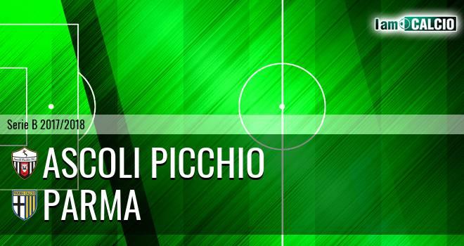Ascoli Picchio - Parma
