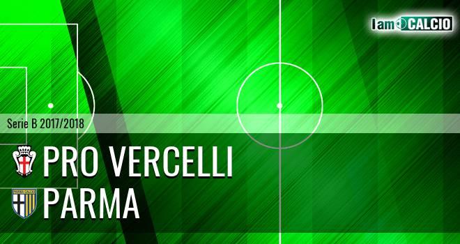 Pro Vercelli - Parma