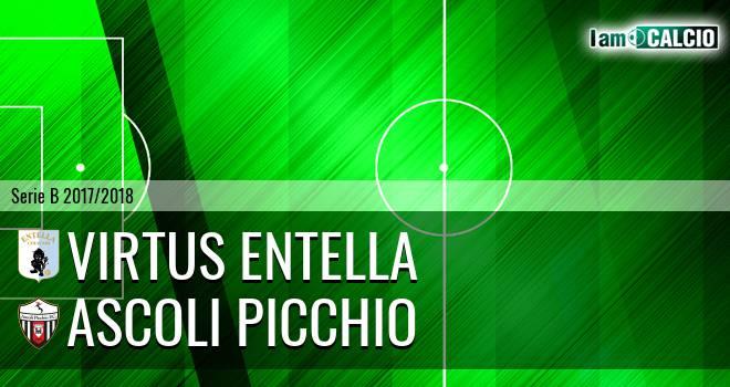 Virtus Entella - Ascoli