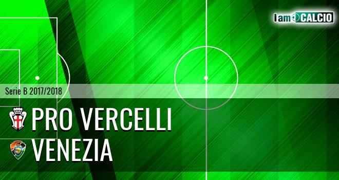 Pro Vercelli - Venezia