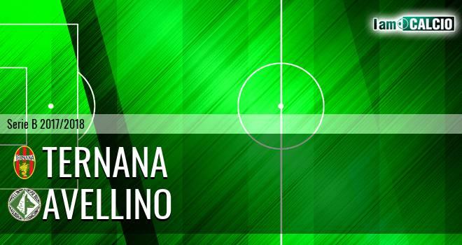 Ternana - Calcio Avellino