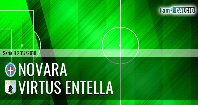 Novara - Virtus Entella 0-1. Cronaca Diretta 18/05/2018