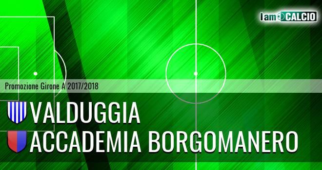 Valduggia - Accademia Borgomanero