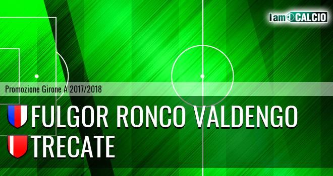 Fulgor Ronco Valdengo - Trecate
