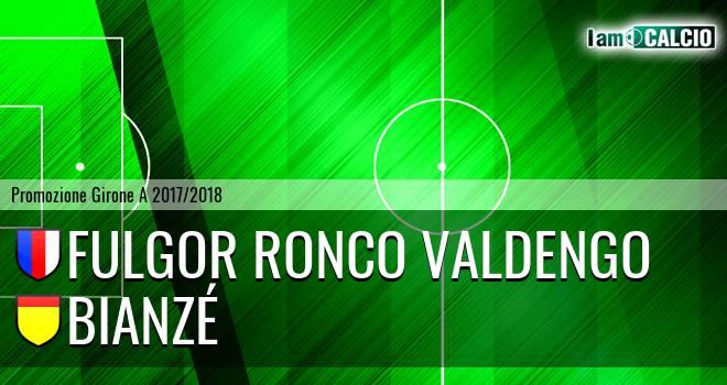 Fulgor Ronco Valdengo - Bianzé