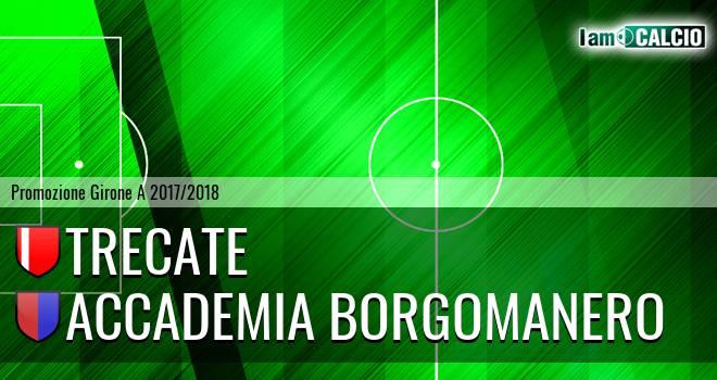 Trecate - Accademia Borgomanero