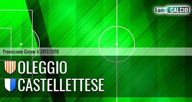 Oleggio - Castellettese