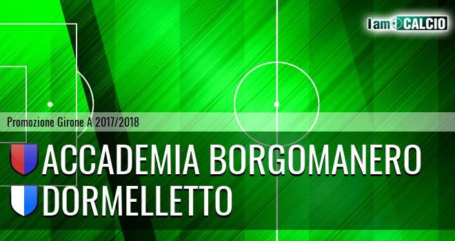 Accademia Borgomanero - Dormelletto