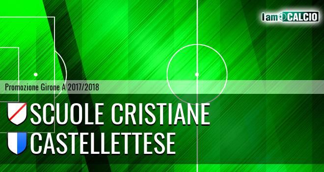 Scuole Cristiane - Castellettese