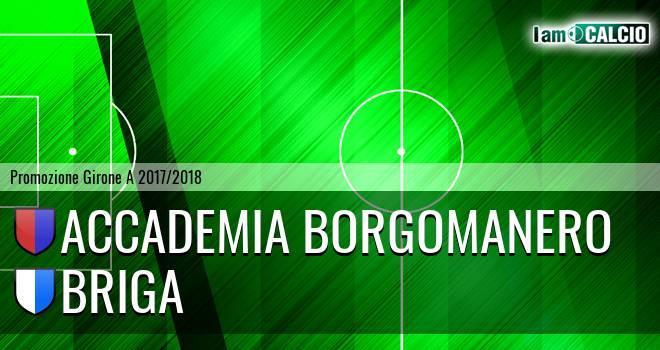 Accademia Borgomanero - Briga