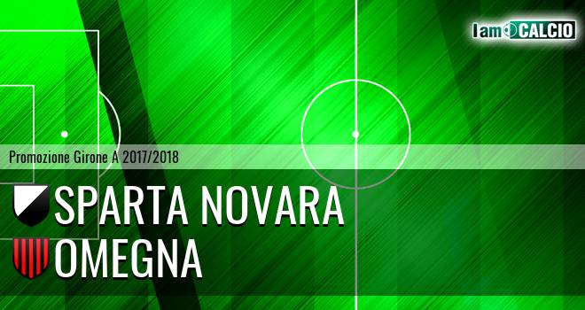 Sparta Novara - Omegna