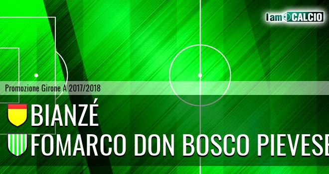 Bianzé - Fomarco Don Bosco Pievese