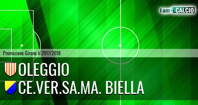 Oleggio - Ce.Ver.Sa.Ma. Biella