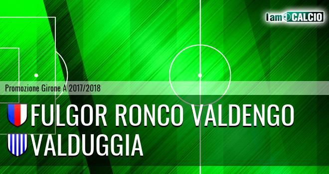Fulgor Ronco Valdengo - Valduggia
