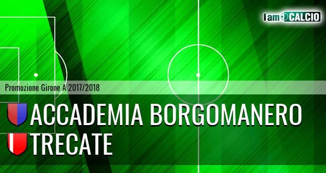 Accademia Borgomanero - Trecate