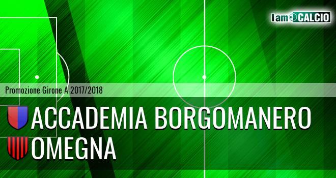 Accademia Borgomanero - Omegna
