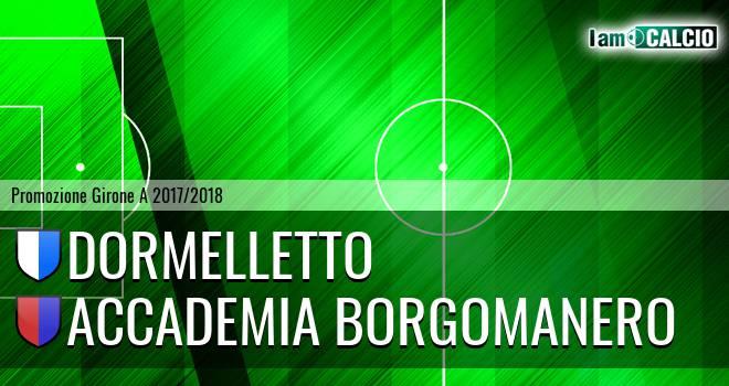 Dormelletto - Accademia Borgomanero