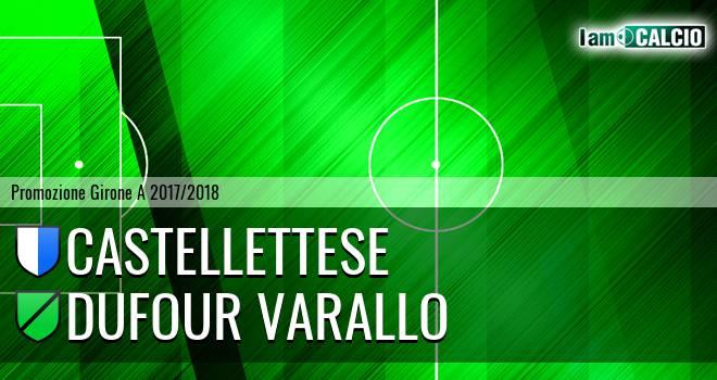 Castellettese - Dufour Varallo