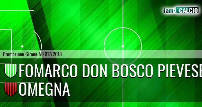 Fomarco Don Bosco Pievese - Omegna