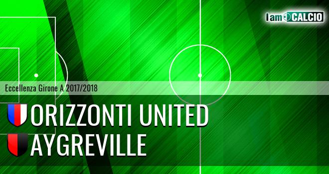 Orizzonti United - Aygreville