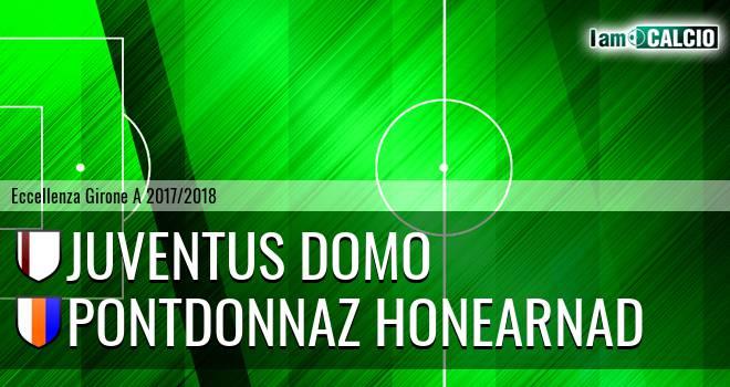 Juventus Domo - PontDonnaz HoneArnad